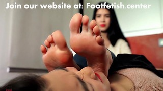 Cousin Perfect Soles Foot Licking